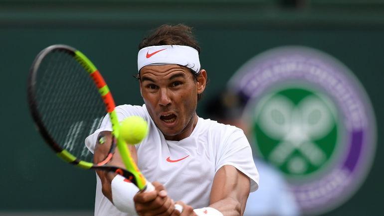 Рафаэль НАДАЛЬ выразил мнение, что получать больше призовых в теннисе должен тот, кто приносит больше прибыли. Фото AFP