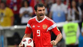 Алан Дзагоев завел болельщиков на фан-фесте