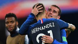 Франция - в финале, Гризманн - в слезах