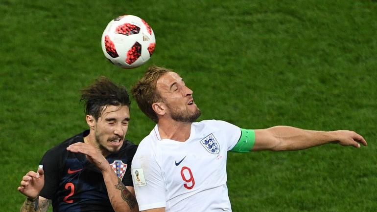 Хорватия одержала волевую победу над Англией и вышла в финал ЧМ-2018 (Видео)