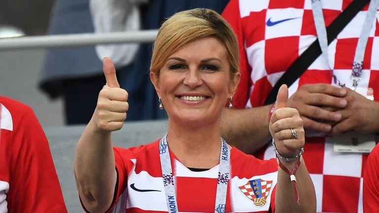 Колинда Грабар-Китарович. Фото AFP