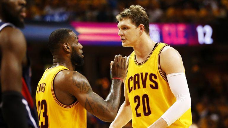 """""""В НБА вокруг тебя мало тех, кому можно довериться"""". Большое интервью Мозгова"""