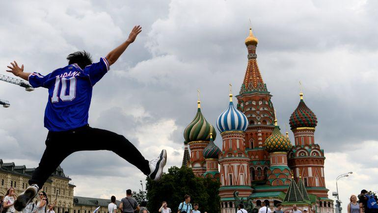 Чемпионат мира влюбил в Россию многих болельщиков со всего мира. Фото REUTERS