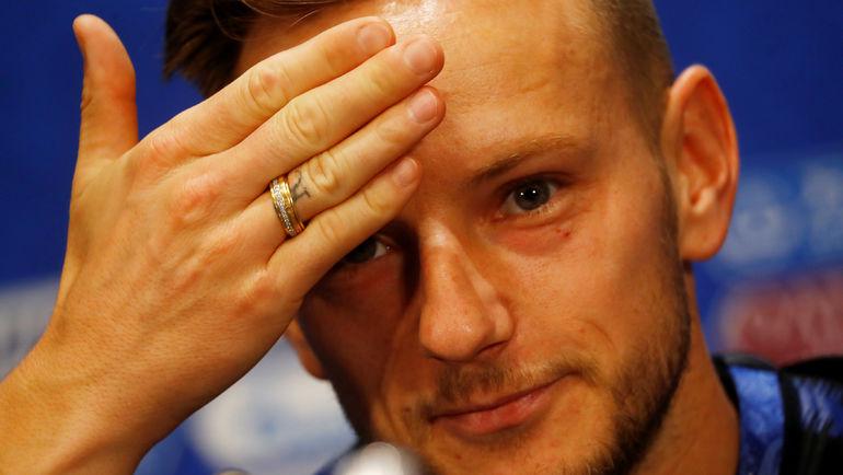 Ракитич готов сделать тату налбу, ежели Хорватия выиграетЧМ