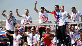 Хорватское безумие глазами Вердрана Чорлуки. Невероятные толпы!