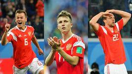 Как изменилась трансферная стоимость футболистов сборной России после ЧМ?