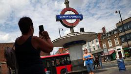 Эхо ЧМ. В Лондоне и Париже переименовали станции метро
