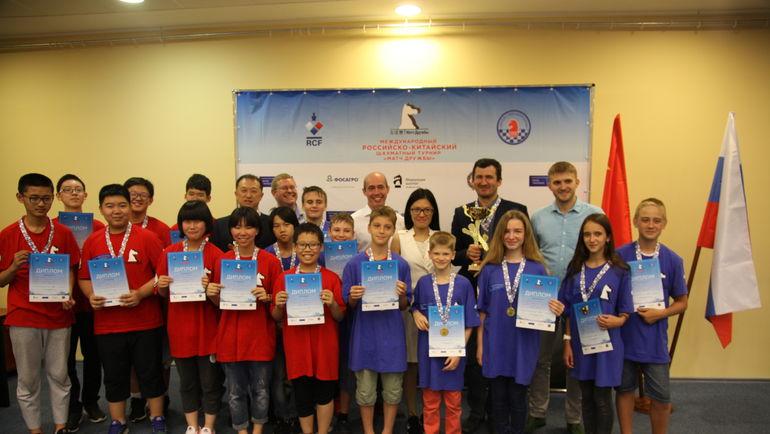 Российские школьники выиграли