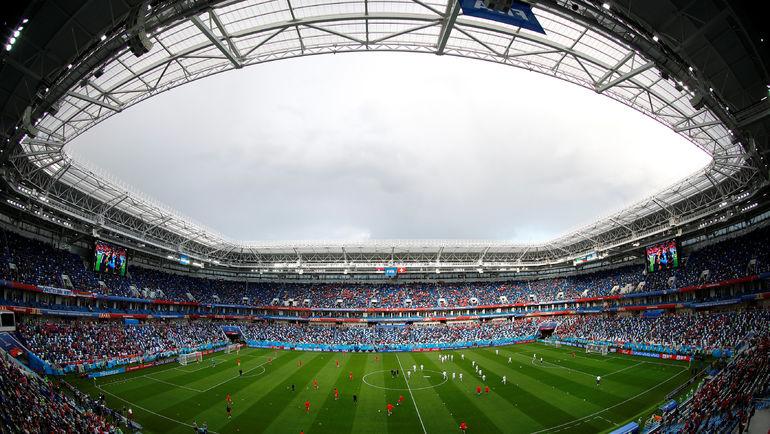 Стадион в Калининграде. Фото REUTERS