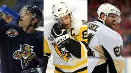 Буре, Кросби, Кессел. Звезды, которых незаслуженно лишили призов НХЛ