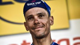 Бельгийский велосипедист проехал 60 км со сломанной коленной чашечкой. Ужас!