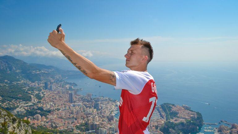 """Александр ГОЛОВИН в """"Монако"""". Фото asmonaco.com"""