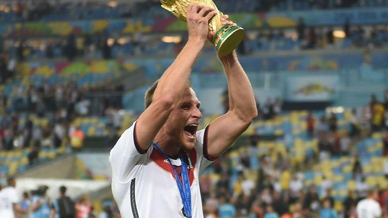 13 июля 2014 года. Рио-де-Жанейро. Германия – Аргентина – 1:0 д.в. Бенедикт ХЕВЕДЕС. Фото AFP