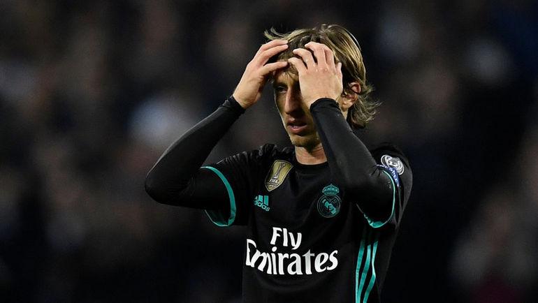 «Реал» готов реализовать Модрича только за750 млн. евро
