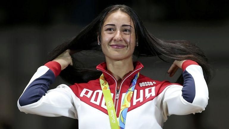 Яна ЕГОРЯН готова доказать, что победа на ОИ-2016 была неслучайна. Фото REUTERS