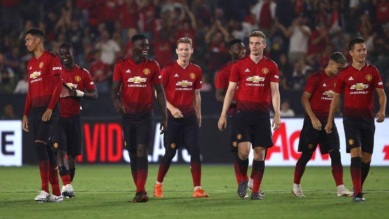 """Резервисты """"Манчестер Юнайтед"""" не впечатлили своего тренера. Фото REUTERS"""