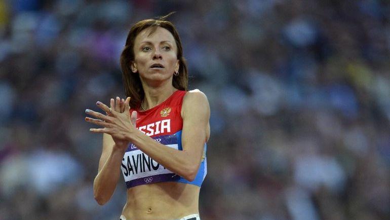 Мария САВИНОВА-ФАРНОСОВА. Фото REUTERS