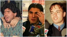 Марадона, Муту, Боснич. Как возвращались в футбол после кокаина