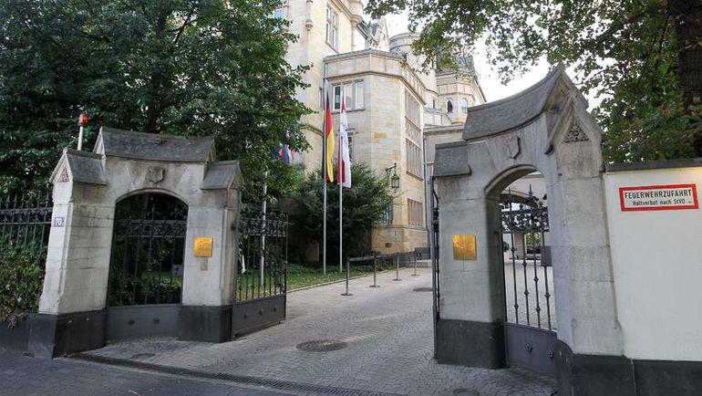 Отель, в котором был задержан Ян Ульрих. Фото AFP