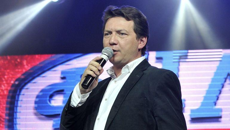 Георгий ЧЕРДАНЦЕВ. Фото Никита УСПЕНСКИЙ