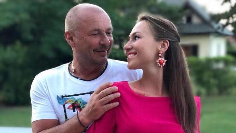 Александр ЖУЛИН и Наталья МИХАЙЛОВА. Фото instagram.com/aleksandr_zhulin/