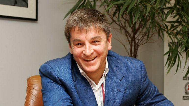 Осман КАДИЕВ. Фото Татьяна ДОРОГУНИНА