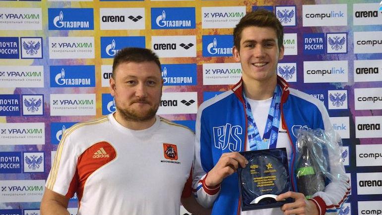 Дмитрий ЛАЗАРЕВ (слева) и Климент КОЛЕСНИКОВ. Фото instagram.com
