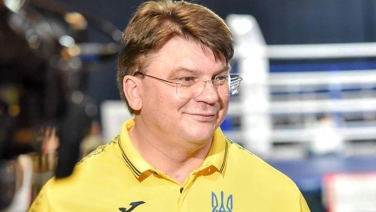 Министр спорта Украины Игорь ЖДАНОВ. Фото facebook.com/zhdanovihor
