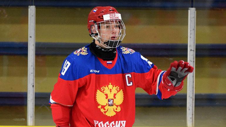 История нового русского суперталанта. Он не захотел ехать в Канаду и перешел в СКА