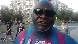 Самый колоритный фанат России верит, что ЦСКА всегда будет первым