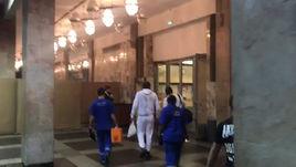 Емельяненко после боя с Джонсоном отправлен в больницу на
