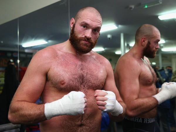 Британский боксер Фьюри проведет следующий бой счемпионом мира Уайлдером