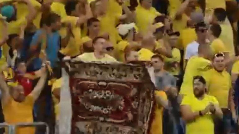 """Болельщик """"Ростова""""."""