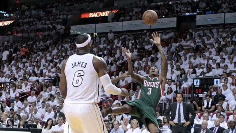 Прежний игрок НБА Брэндон Дженнингс переходит в«Зенит»