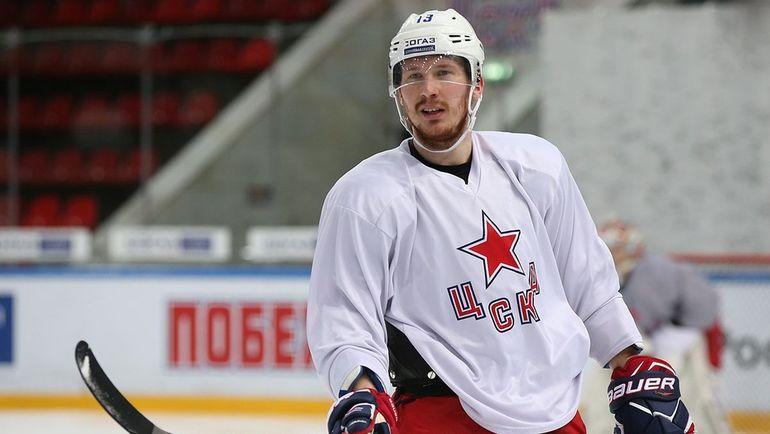 Любимов не пригодился ЦСКА. Пригодится ли Мозякину?