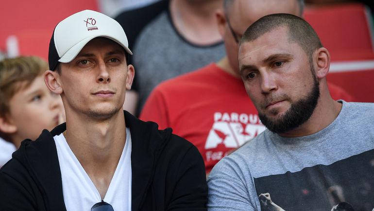 """Илья КУТЕПОВ (слева). Фото Дарья ИСАЕВА, """"СЭ"""""""