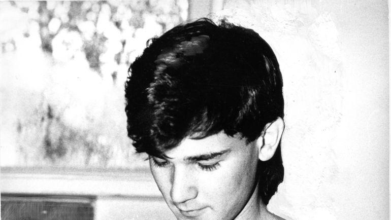 """1992 год. Александр ГРИШИН. Фото """"СЭ"""""""