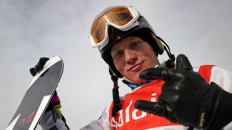 Андрей БОЛДЫКОВ. Фото AFP
