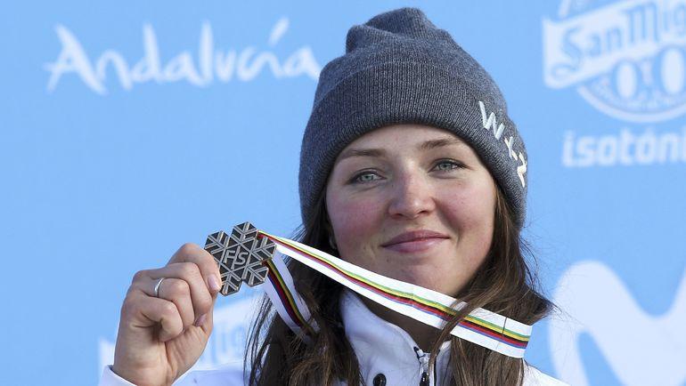 Алена ЗАВАРЗИНА. Фото AFP