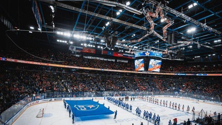Нужен ли СКА новый супердворец в Санкт-Петербурге? Фото ХК СКА/ska.ru