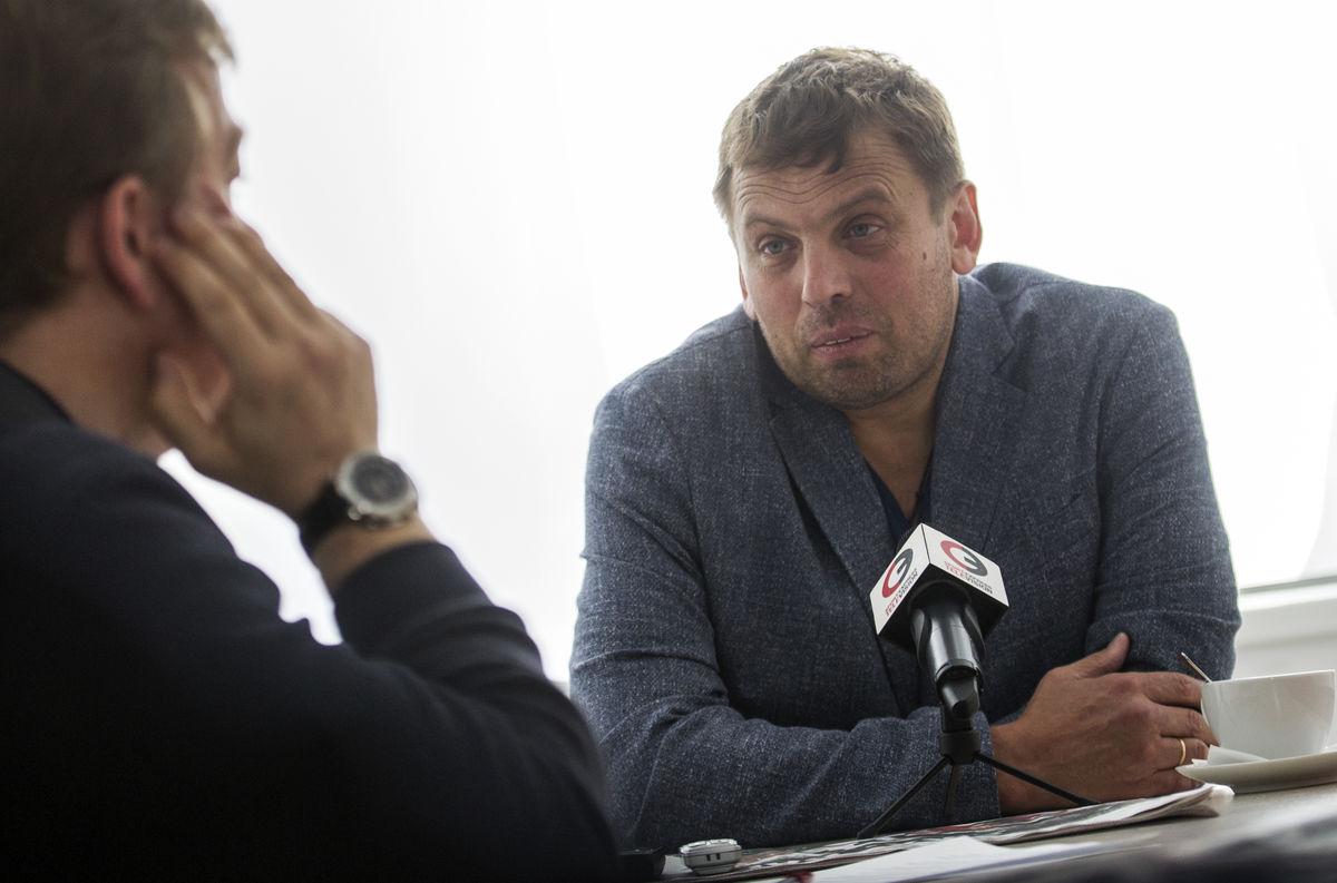 """Александр Егоров: """"Поступил неправильно. Приношу Тихонову извинения"""""""