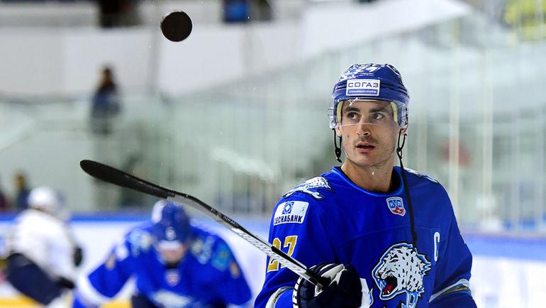 Один из лучших игроков в истории КХЛ вернулся в лигу. Он провел год без хоккея
