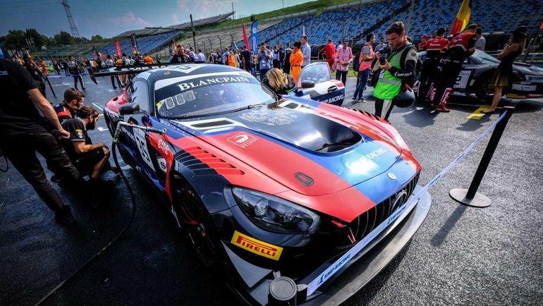 Российские пилоты удачно выступили в кузовном классе Blancpain GT на знаменитой трассе Хунгароринг.
