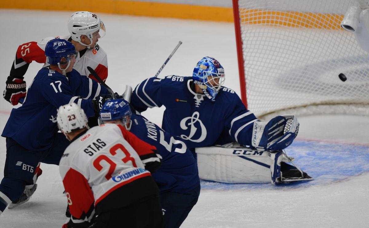 Прогноз на КХЛ: Авангард – Металлург Магнитогорск – 13 сентября 2018 года