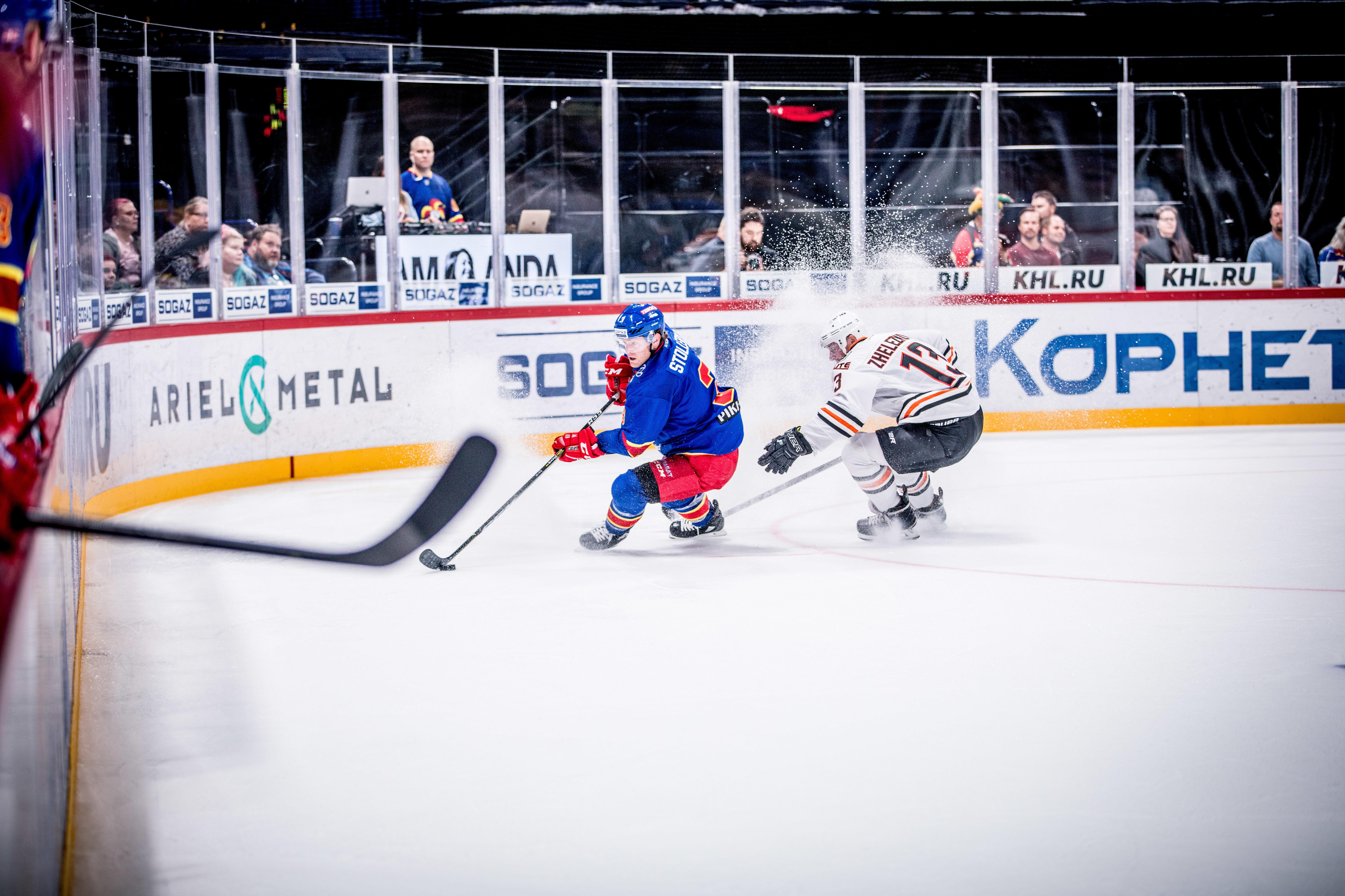 Прогноз на КХЛ: Сочи – Амур – 7 сентября 2018 года