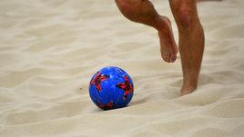 Россия разгромила Украину в Суперфинале Евролиги по пляжному футболу