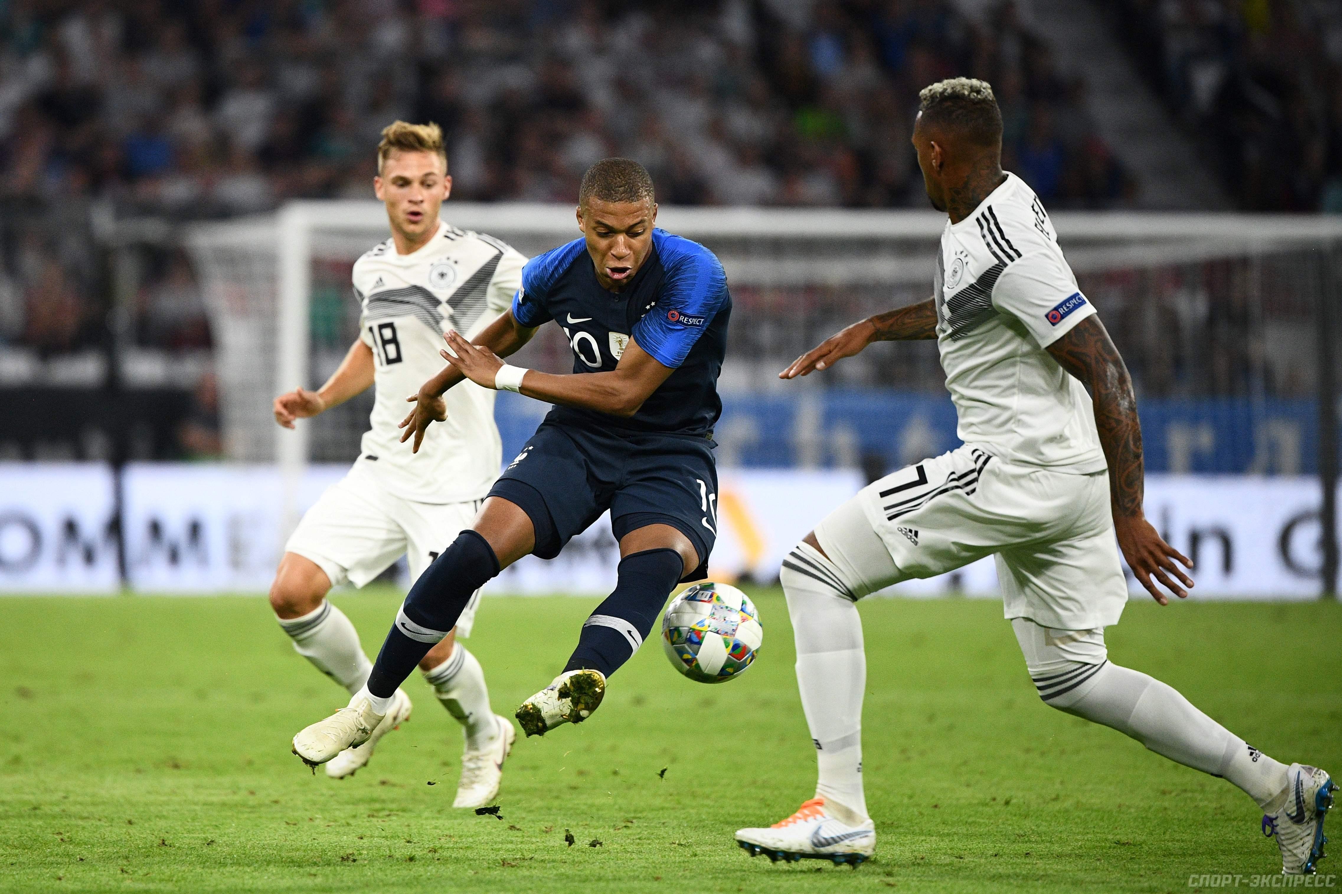 Германия – Франция. Прогноз на товарищеский матч