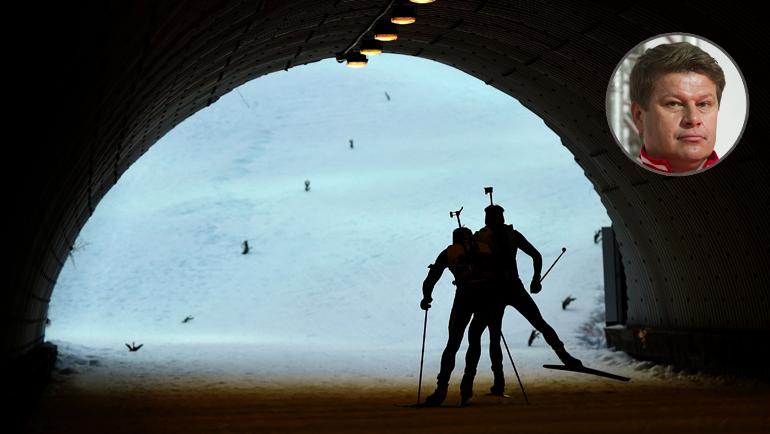 Какое будущее ждет российский биатлон? Фото AFP