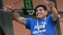 Марадона возглавил бывший клуб Гвардьолы. А как же Брест?