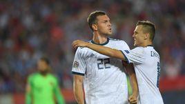 Турция – Россия: Дзюба и Лунев – 7,0 за игру!